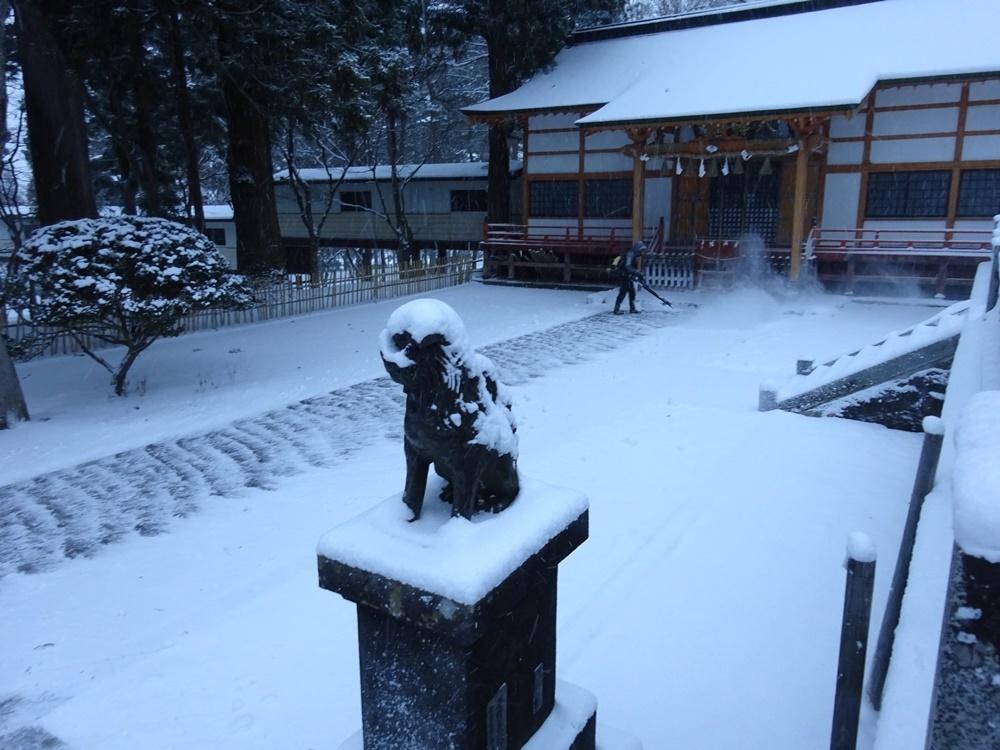 大雪除雪_c0111229_17394424.jpg