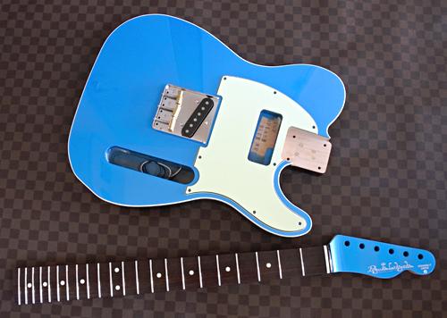 「Splash Blue MetallicのStandard-T」の塗装が完了!_e0053731_15545362.jpg