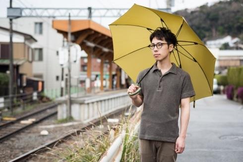 mabuの傘 人気のインディゴカラー&折り畳み傘 再入荷しました♪_d0108933_18012885.jpg