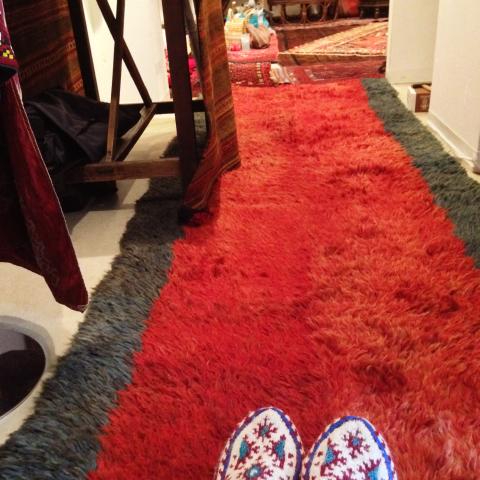 民族を彩る赤色の手仕事展 Folklore in Red vol.2_d0156336_11125007.jpg