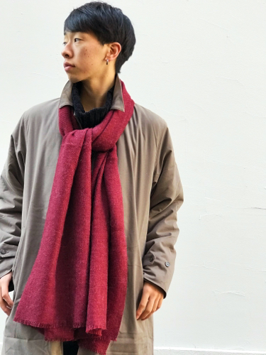 """【H.F and Weaver】\""""Stole\""""_d0227059_09241496.jpg"""
