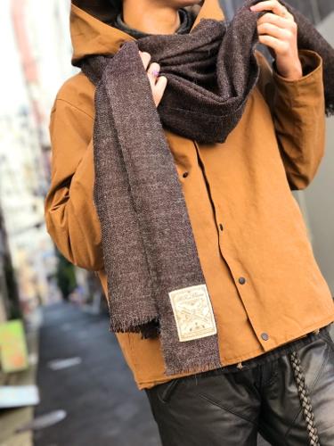 """【H.F and Weaver】\""""Stole\""""_d0227059_09245829.jpg"""