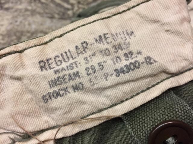 12月13日(水)大阪店ヴィンテージ入荷日!!#6 Military編Part3!!USAF&USMC&ARMY!!_c0078587_241650.jpg