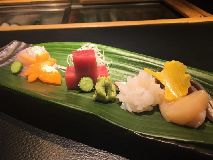 恵比寿「鮨染井金平」大人が気軽に楽しめる九州産メインの鮨会席_b0354293_00193087.jpg