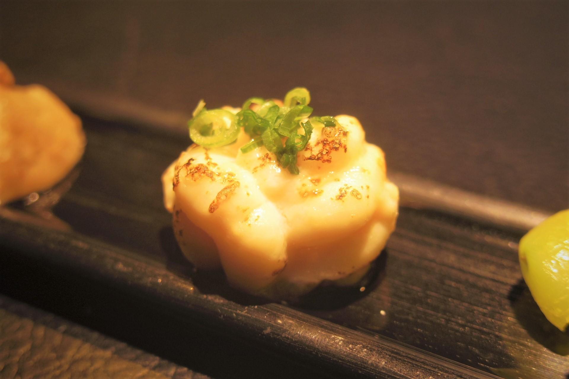 恵比寿「鮨染井金平」大人が気軽に楽しめる九州産メインの鮨会席_b0354293_00195050.jpg