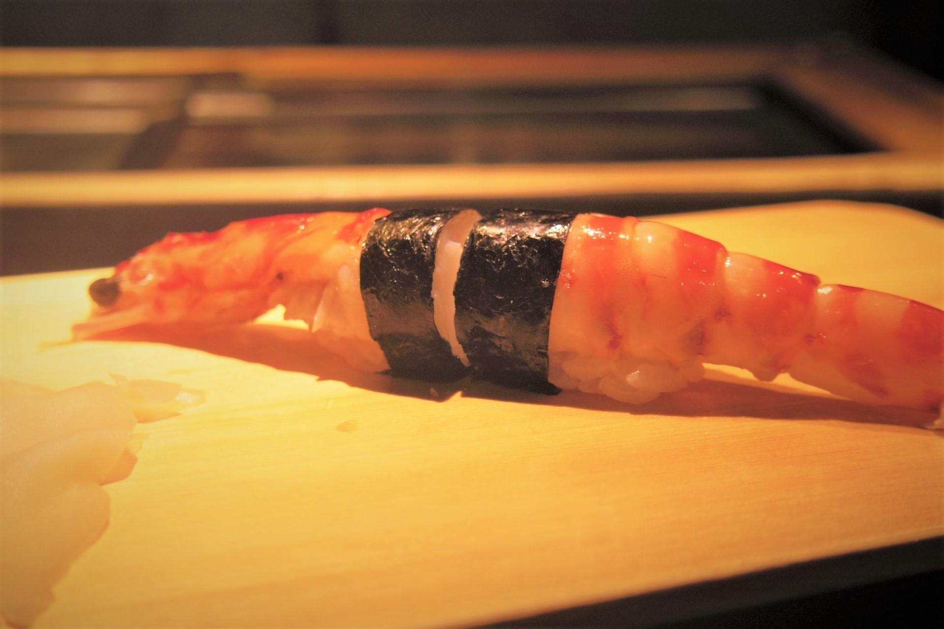 恵比寿「鮨染井金平」大人が気軽に楽しめる九州産メインの鮨会席_b0354293_00252156.jpg