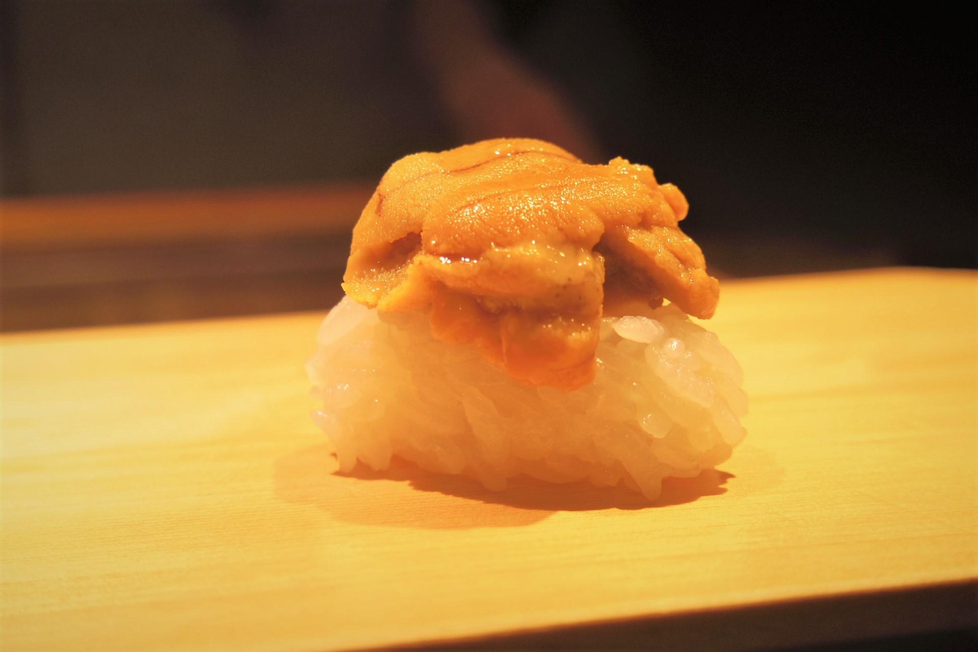 恵比寿「鮨染井金平」大人が気軽に楽しめる九州産メインの鮨会席_b0354293_00261172.jpg