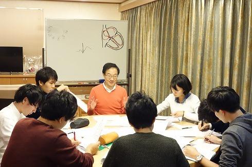 名市大医学部4年生学生さんとの心電図勉強会2_a0152501_08032575.jpg