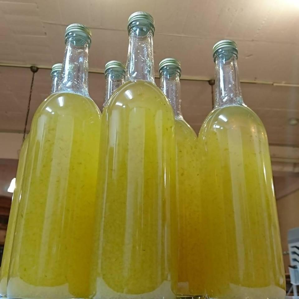年末、年始のお知らせ、お歳暮作り、レモン、柚子、かぼす、冬の仕込み。_a0125419_08190413.jpg