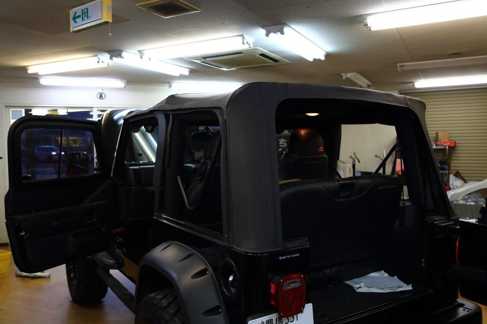 それぞれの車両 カスタム作業経過報告_f0105425_19172954.jpg