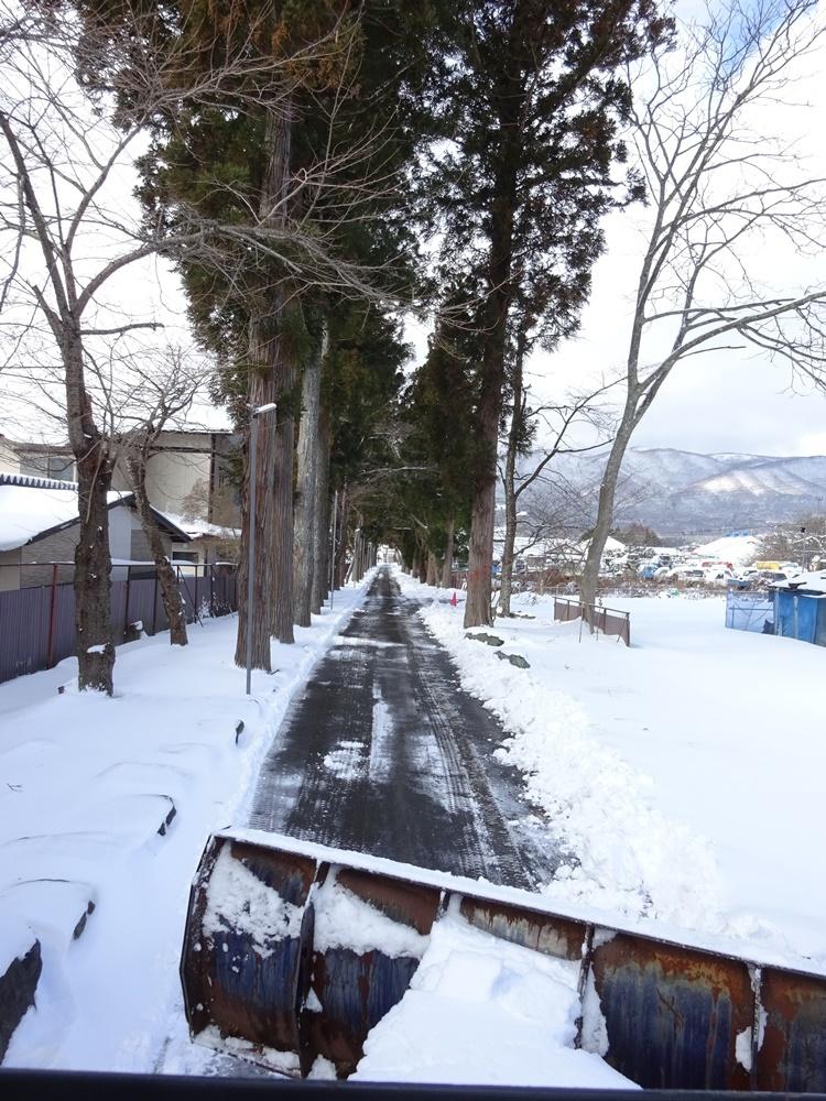 あ~今日も除雪から_c0111229_18551112.jpg