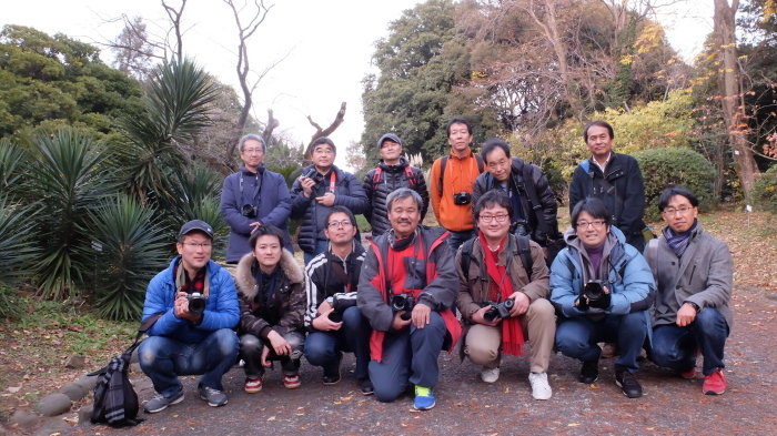 ワークショップ 小石川植物園_f0050534_08485691.jpg
