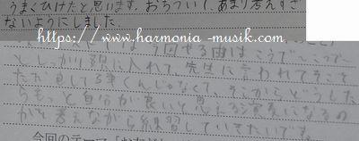 ピアノ指導☆哲学☆ 茶々の手編みセーターは・・_d0165645_10374002.jpg