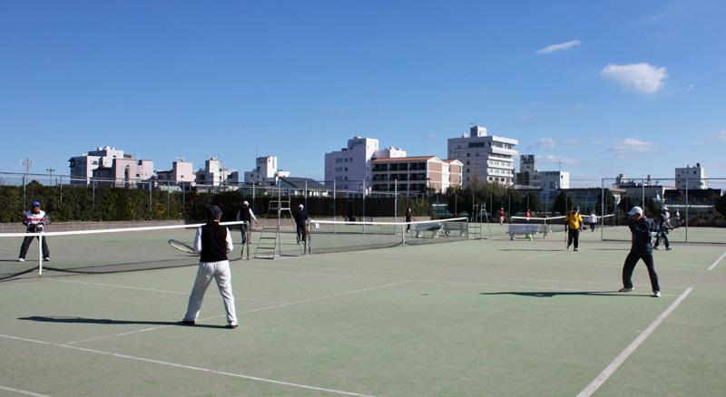 シニアテニスクラブの忘年合宿_b0114798_18484210.jpg