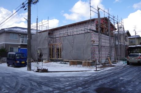 建設現場-土地調査-入荷状況_e0148212_12203815.jpg