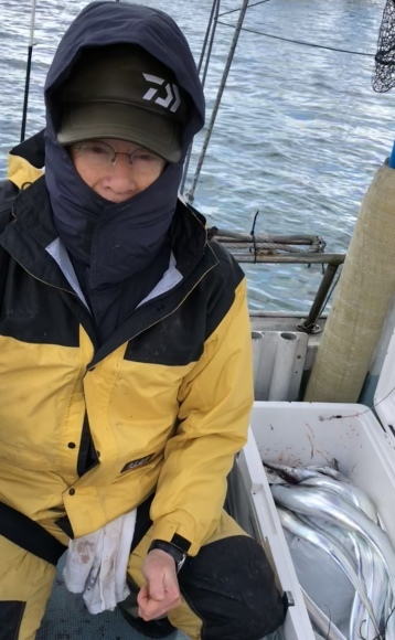 13日・水・刺激が無いので、ワンサイズアップを図ります(^▽^) - 愛媛・松山・伊予灘・高速遊漁船 pilarⅢ 海人 本日の釣果