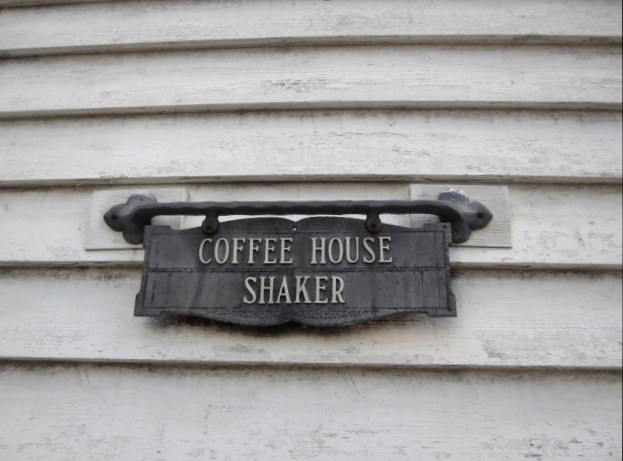 Coffee House Shaker*雪のちらつく寒い日に♪  _f0236260_02331288.jpg