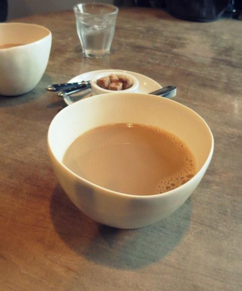 Coffee House Shaker*雪のちらつく寒い日に♪  _f0236260_02353262.jpg
