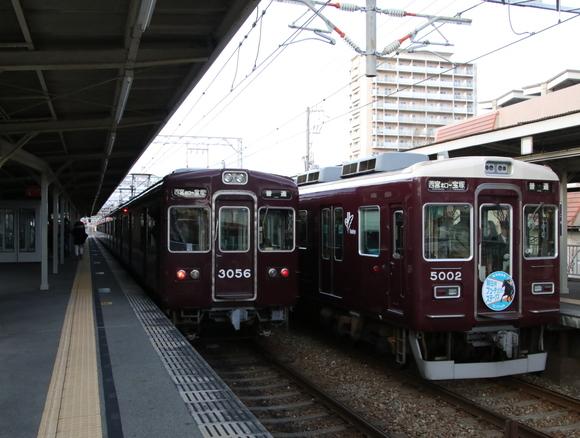 阪急5002F  朝日フューチュティステークス_d0202264_1743688.jpg