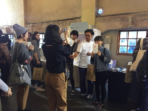 第二回 Culture & Art Book Fair in Taipei2_c0195272_09593389.jpg