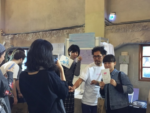 第二回 Culture & Art Book Fair in Taipei2_c0195272_09594371.jpg