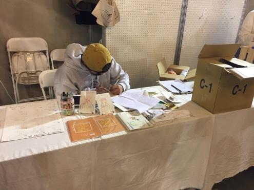 第二回 Culture & Art Book Fair in Taipei2_c0195272_10000878.jpg