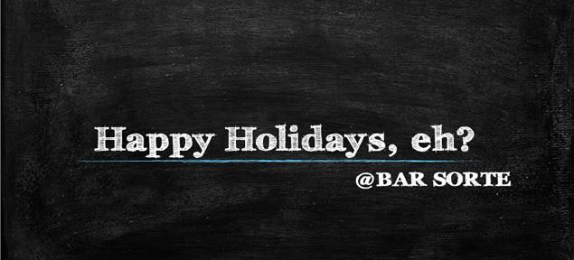 カナダワインで乾杯、『Happy Holiday, eh?』_f0077789_15405747.jpg