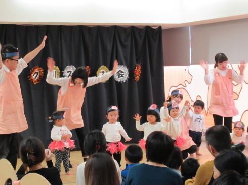 【南品川園】クリスマス会_a0267292_10075668.jpg