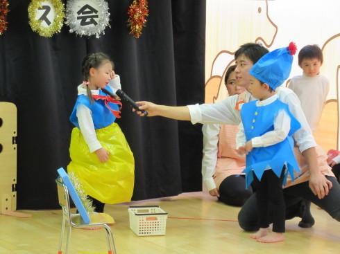 【南品川園】クリスマス会_a0267292_10101609.jpg