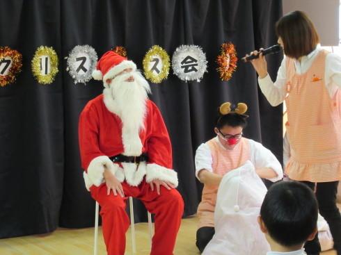 【南品川園】クリスマス会_a0267292_10143123.jpg