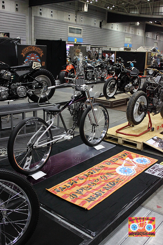 『 26th YOKOHAMA HOT ROD CUSTOM SHOW 』に出展して参りました!_e0126901_09013564.jpg