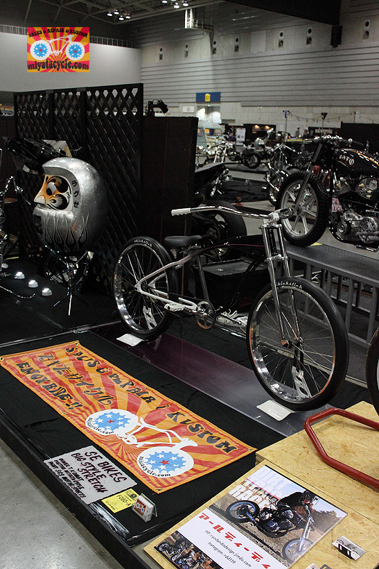 『 26th YOKOHAMA HOT ROD CUSTOM SHOW 』に出展して参りました!_e0126901_09025026.jpg