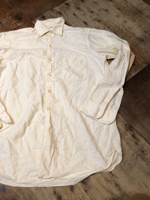 12月16日(土)入荷!50s ARROW マチ付き Oxford B.D shirts!_c0144020_16304913.jpg