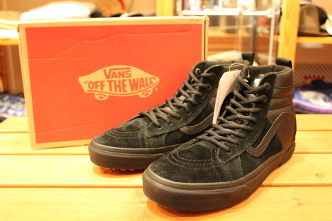 "待望入荷! 「THE NORTH FACE × VANS」 ""SK8-HI 46 MTE DX\"" ご紹介_f0191324_07570435.jpg"