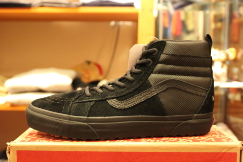 "待望入荷! 「THE NORTH FACE × VANS」 ""SK8-HI 46 MTE DX\"" ご紹介_f0191324_07571422.jpg"