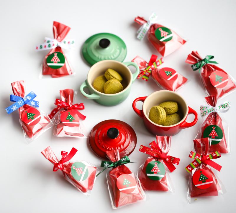 幸せを呼ぶ 「 ポルボロン 」cottaクリスマス特集 レシピ・ラッピング_d0034447_12140987.jpg