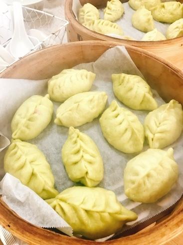 野菜饅頭、ココナッツ団子、冷たい月餅など_a0175348_10384907.jpg