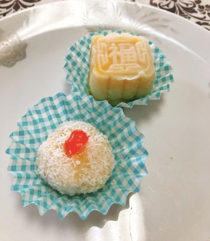 野菜饅頭、ココナッツ団子、冷たい月餅など_a0175348_10394560.jpg