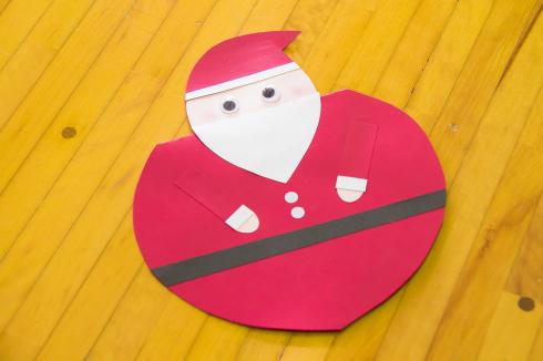 【西新宿園】クリスマス会_a0267292_16293272.jpg
