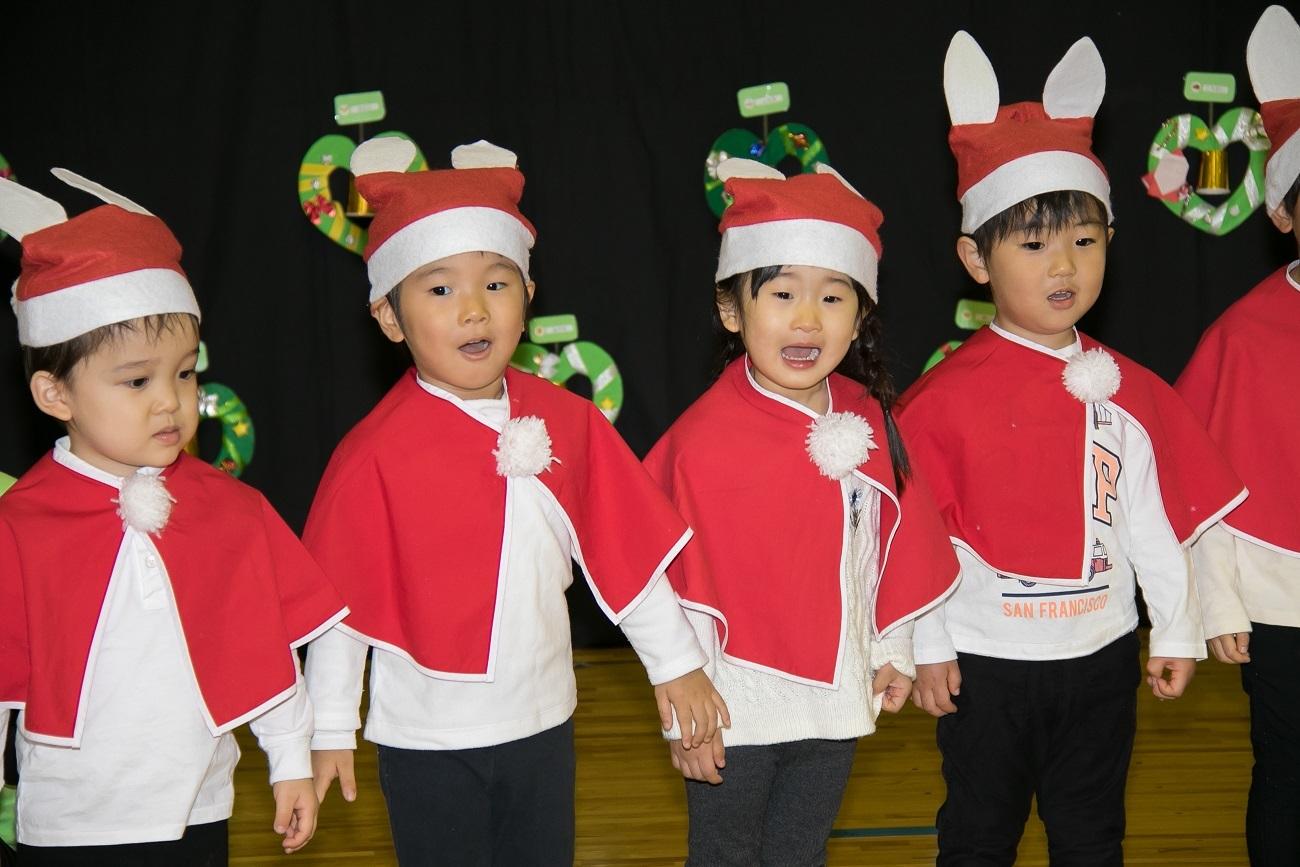 【西新宿園】クリスマス会_a0267292_16373608.jpg