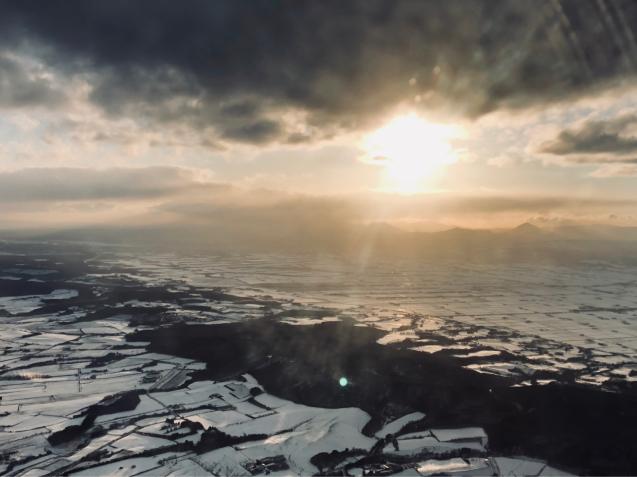 冬の札幌【フライト編】_e0061304_22430942.jpg
