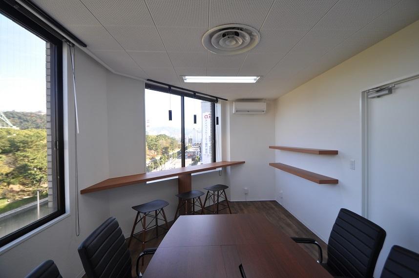 南堀端のシェアオフィス    リノベーション 2_e0028417_09310448.jpg