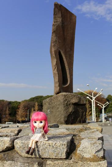原宿から渋谷へ歩いてプリマドーリーロンドン外撮り_a0275527_18100807.jpg