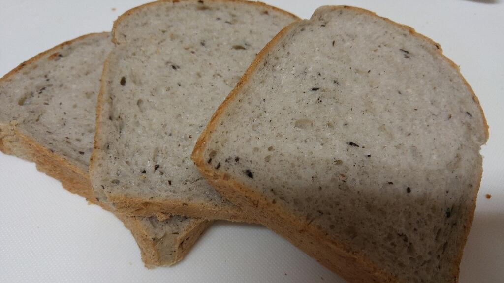 ひじきとご飯と食パンの朝こパン_c0124528_19191807.jpg