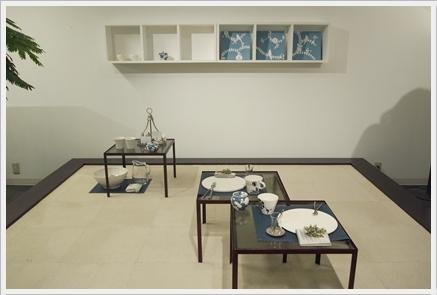 松尾摂子さんの器でクリスマスの1日をテーブルコーディネート ~空間コーディネートクラス_d0217944_22432470.jpg