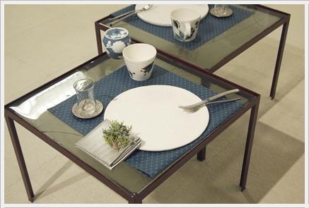 松尾摂子さんの器でクリスマスの1日をテーブルコーディネート ~空間コーディネートクラス_d0217944_22433158.jpg