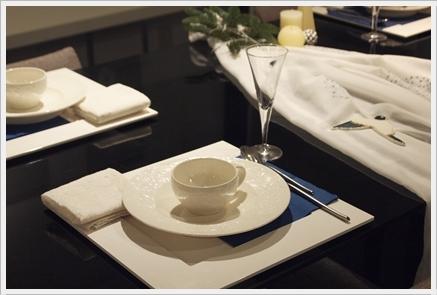 松尾摂子さんの器でクリスマスの1日をテーブルコーディネート ~空間コーディネートクラス_d0217944_22572160.jpg