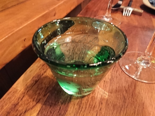 沖縄食材のフランス料理とワインの店 プチット リュ_c0100865_08075686.jpg