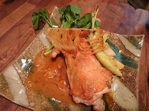 沖縄食材のフランス料理とワインの店 プチット リュ_c0100865_08140670.jpg
