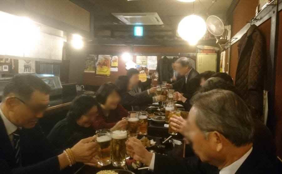神田で恒例の落語と忘年会_f0059673_11201224.jpg
